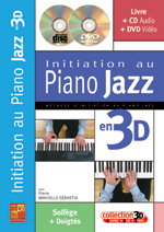 Initiation au piano jazz en 3D