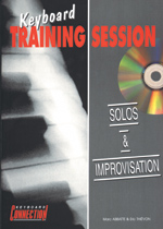 Piano Training Session - Solos et improvisation